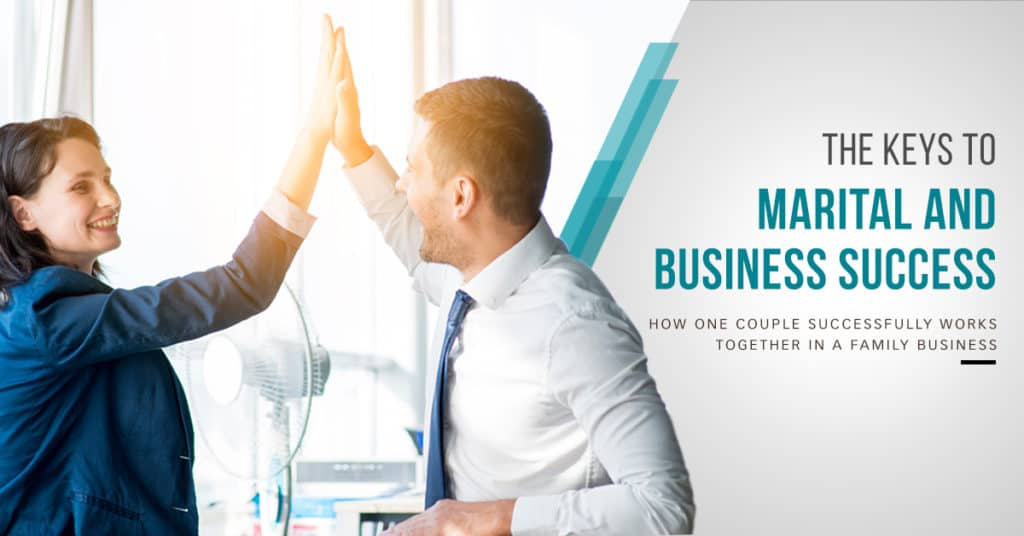 Keys to Marital and Business Success